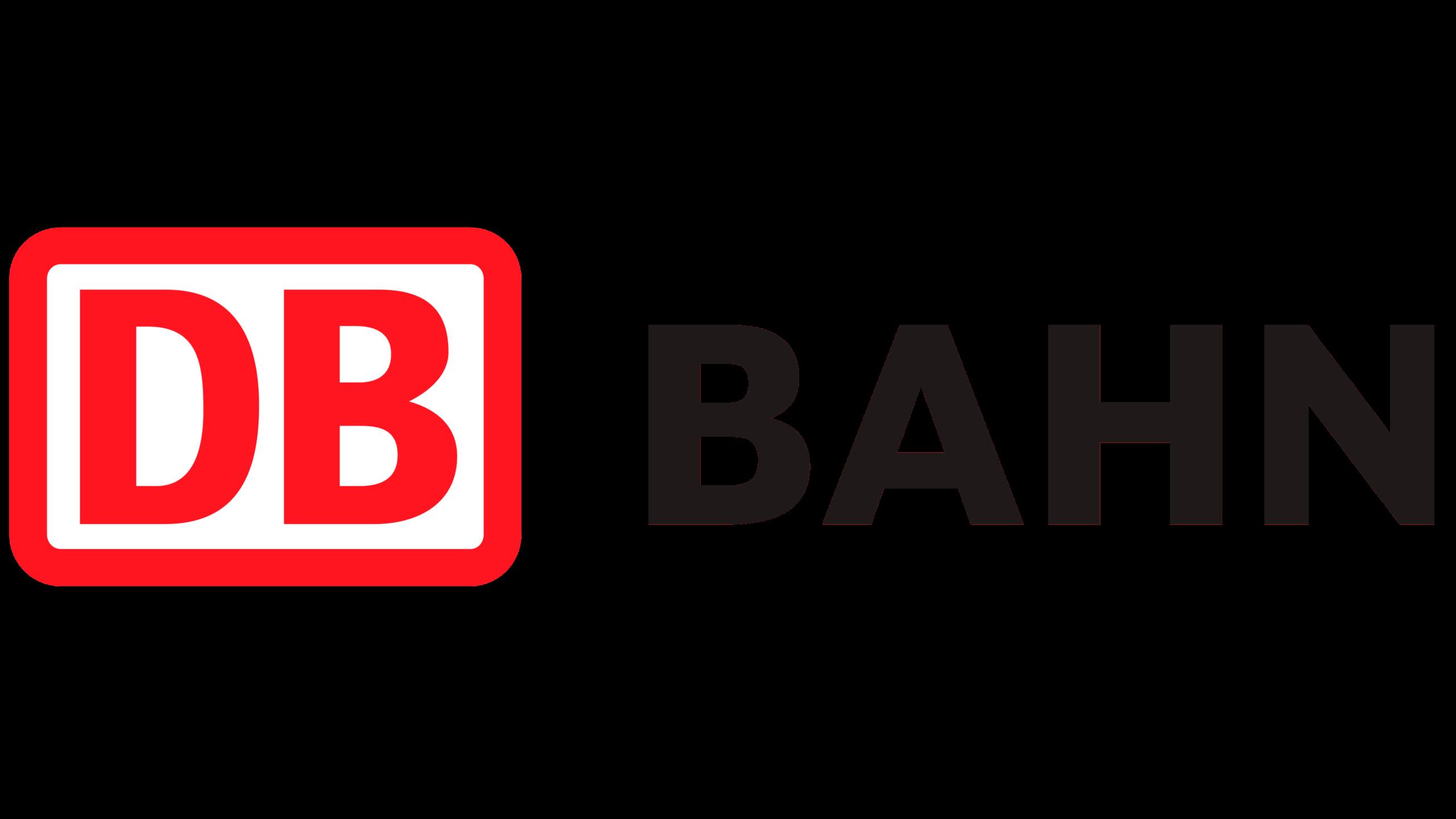 Deutsche Bahn Logo als Referenz